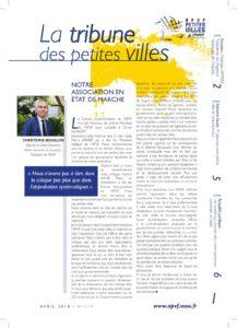 La Tribune des petites villes - Avril 2018 - août 14