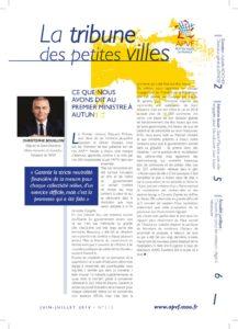 La Tribune des petites villes - Juin-Juillet 2018 - août 02