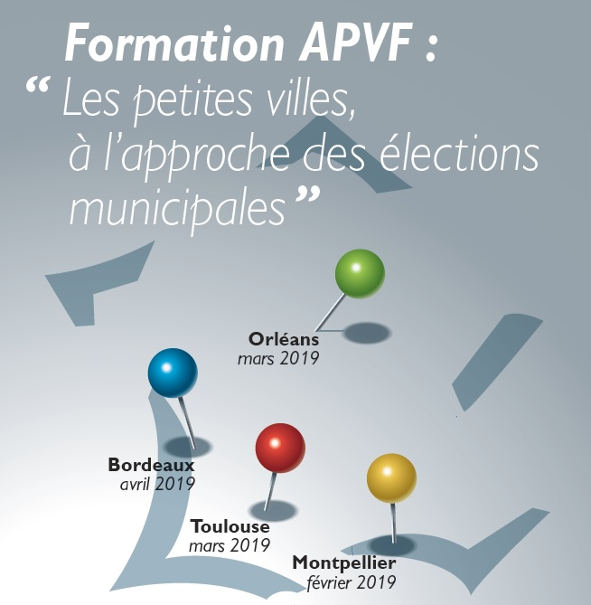"[SAVE THE DATE] 4 octobre : formation ""spéciale municipales"" à Saint-Rémy-de-Provence"
