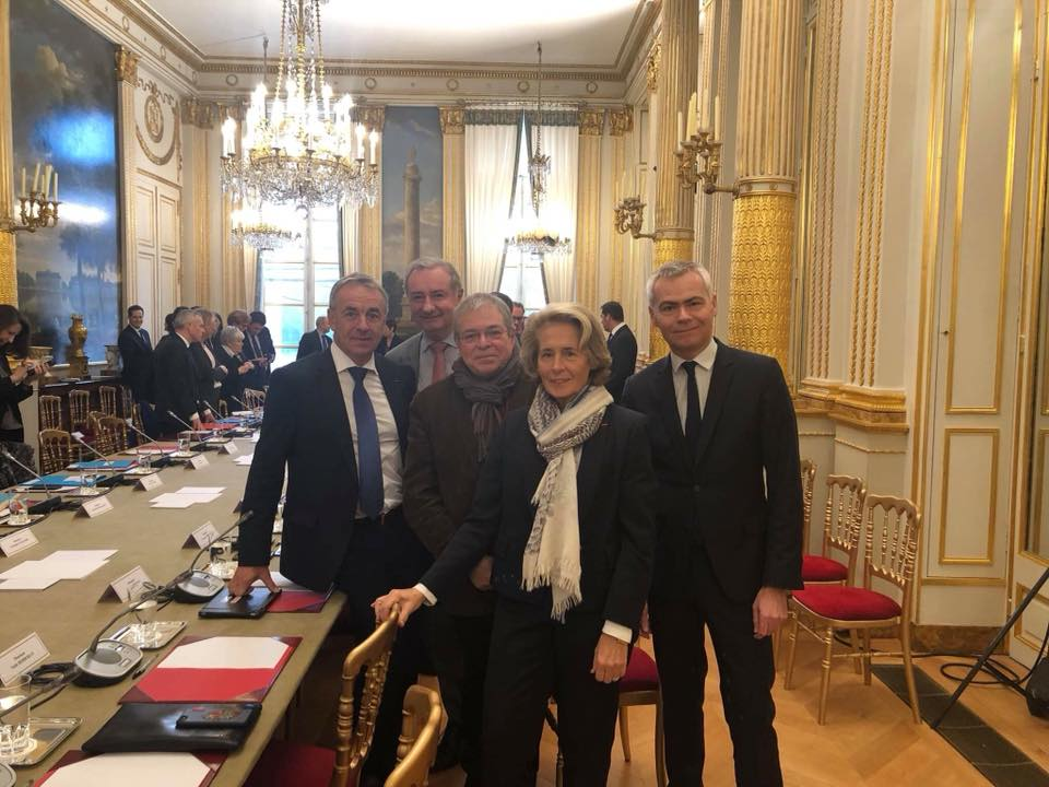 Annonces du Président de la République : vers un nouveau contrat territorial