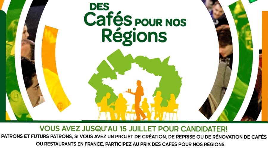 Lancement de la 6ème édition du Prix Des Cafés Pour Nos Régions