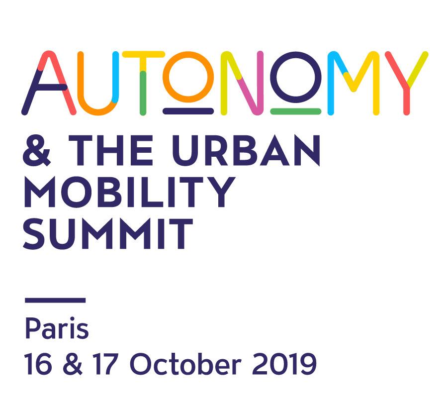 Mobilité : Inscrivez-vous à Autonomy (16 - 17 octobre 2019) !