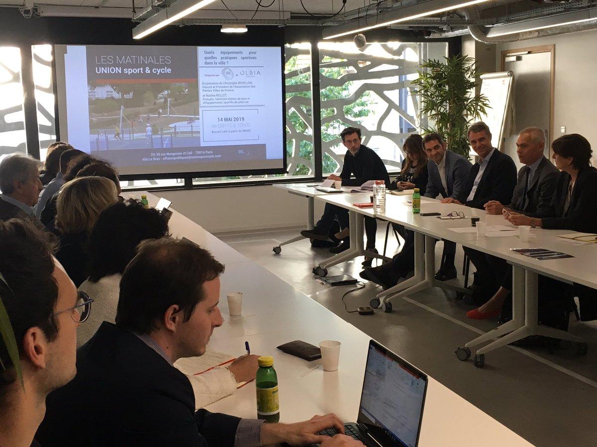 Politique sportive : le début d'un dialogue avec les professionnels du secteur sportif