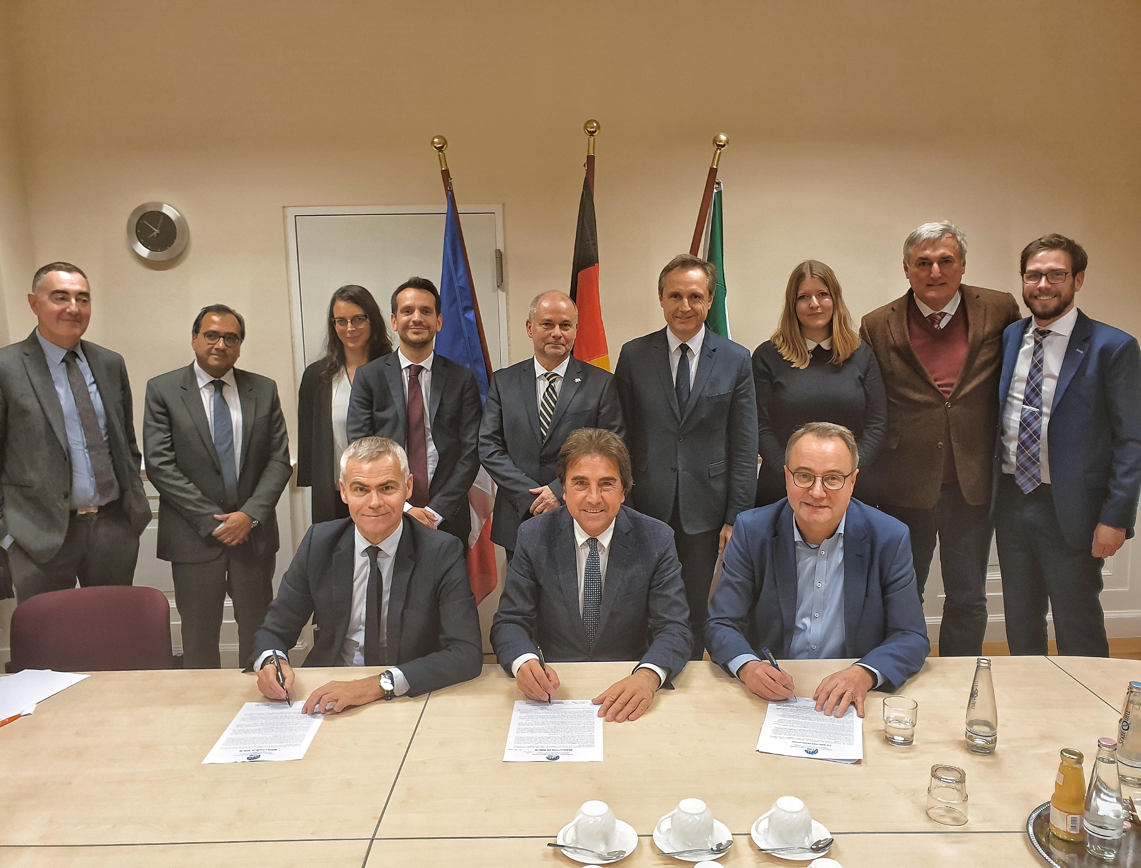 La Confédération européenne des petites villes adopte la résolution de Berlin