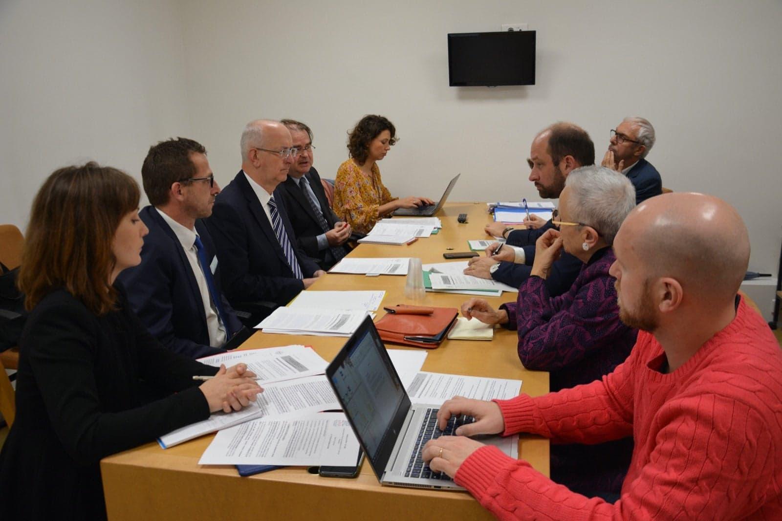 Réforme de la fiscalité locale : l'APVF auditionnée au Sénat
