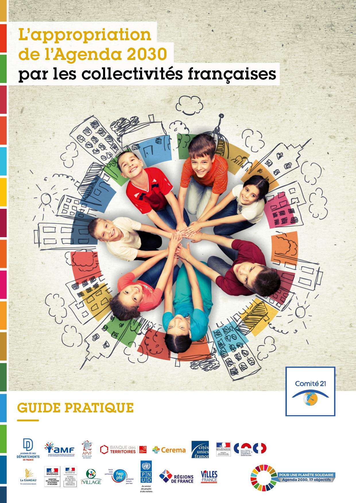 SAVE THE DATE : Lancement du guide « Pour l'appropriation de l'Agenda 2030 par les collectivités françaises » au Salon des Maires