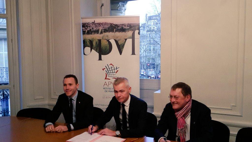 Mobilitésde demain: L'APVF signe un partenariat avec France Mobilités
