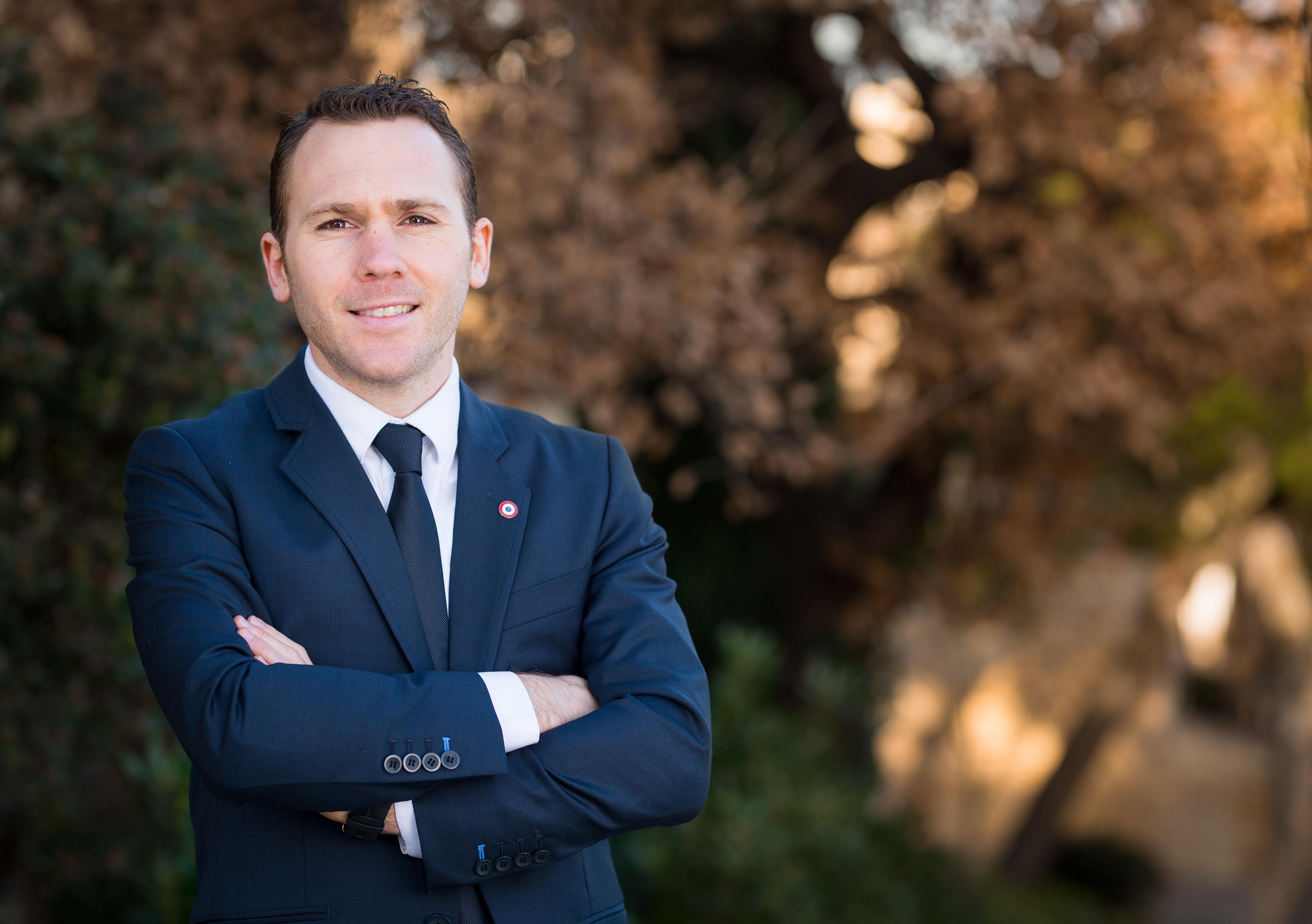 3 questions à ... Jean-Marc Zulesi, Député - France Mobilités