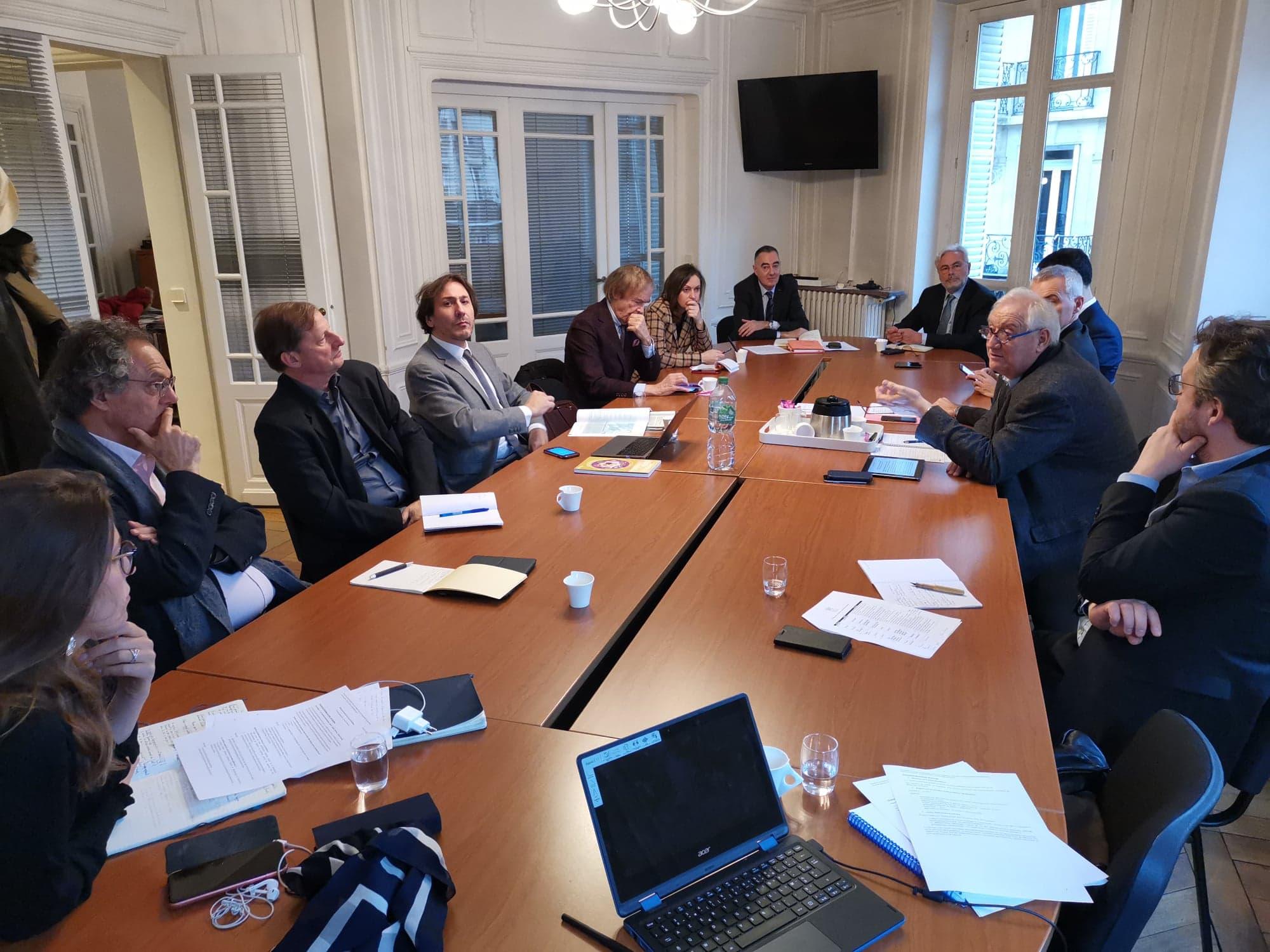 L'APVF a lancé son Conseil scientifique