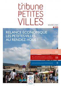 Tribune des petites villes - Novembre/Décembre 2020 - janvier 10
