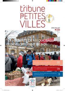 Tribune des petites villes de France - Mai 2021