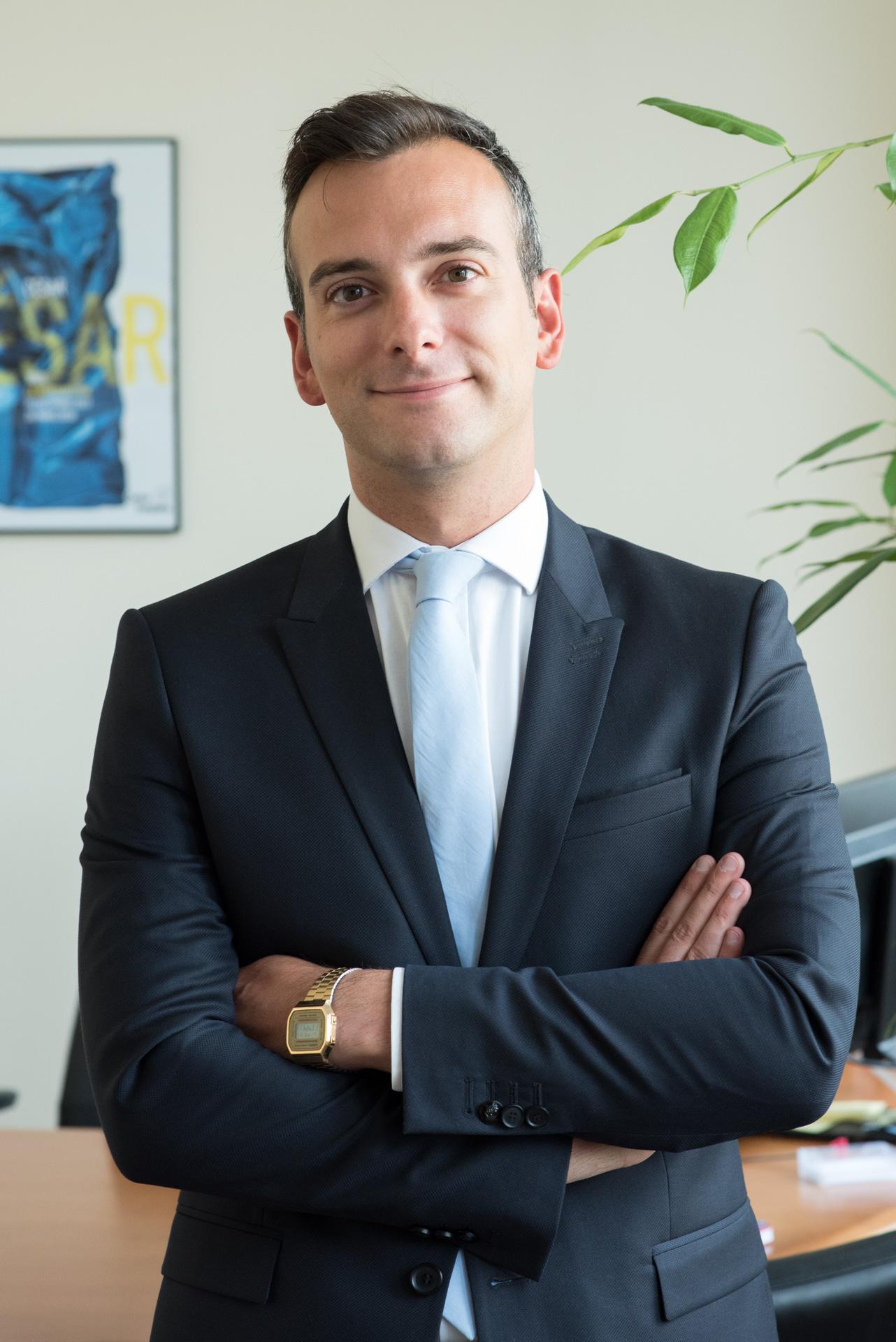 3 ? A Pierre-Edouard Batard, Directeur Général du Crédit Mutuel